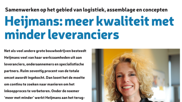 Interview Heijmans
