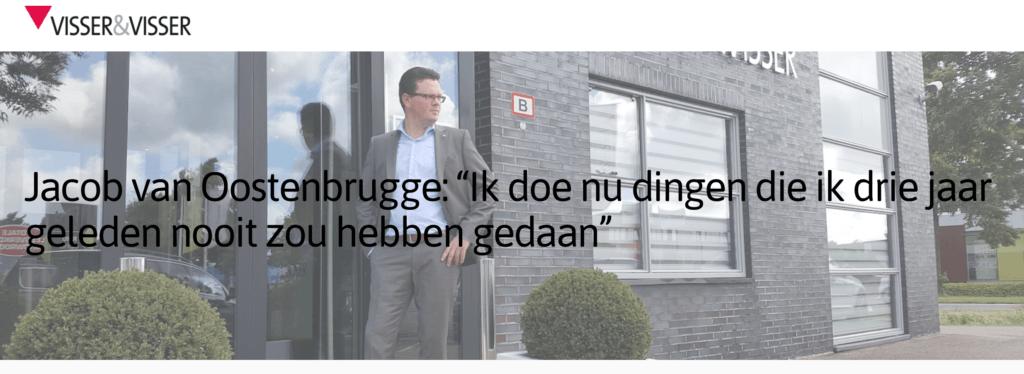 Interview Jacob van Oostenbrugge